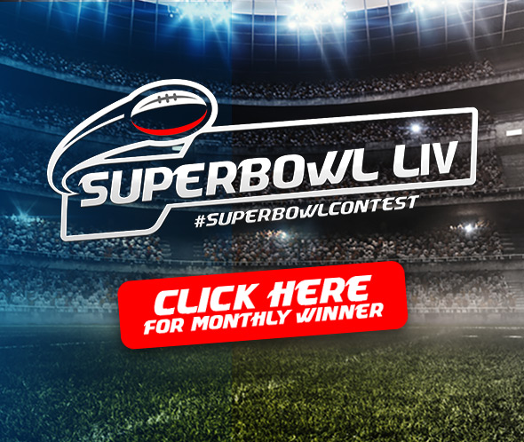 Super Bowl Contest Winners