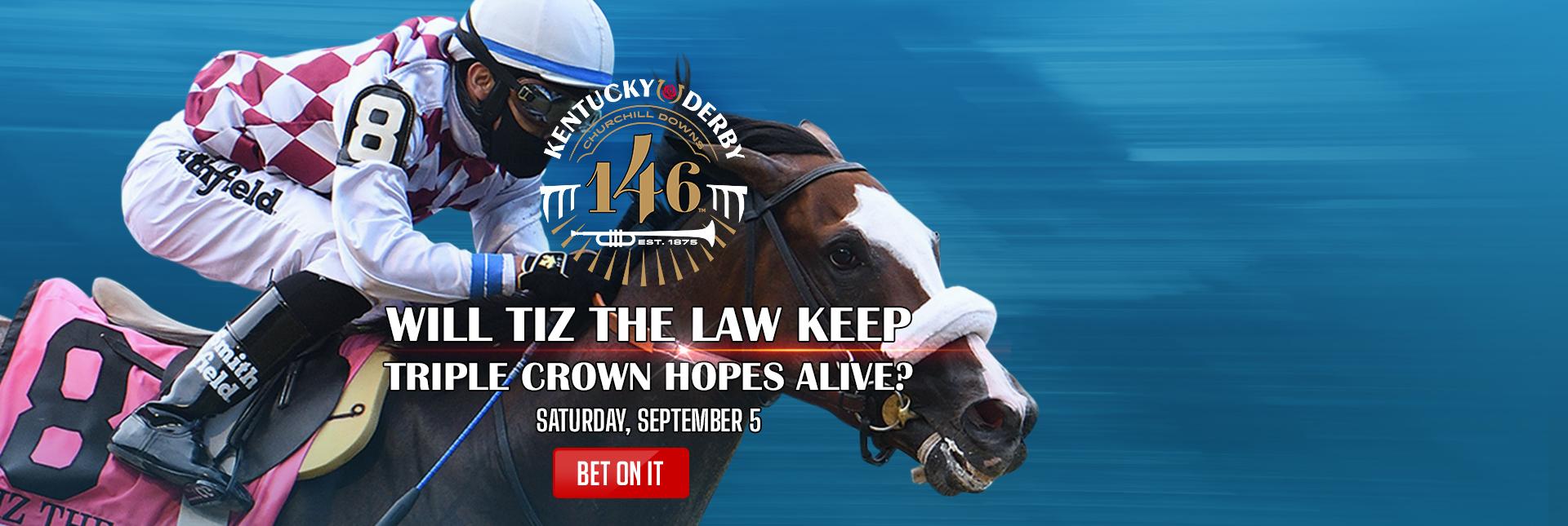 146 Kentucky Derby