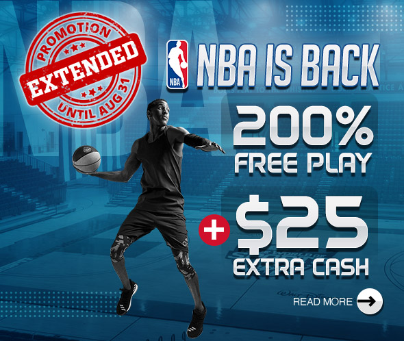 IS BACK!! NBA Promotion Extended