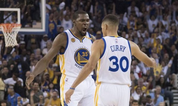Betting on the Warriors
