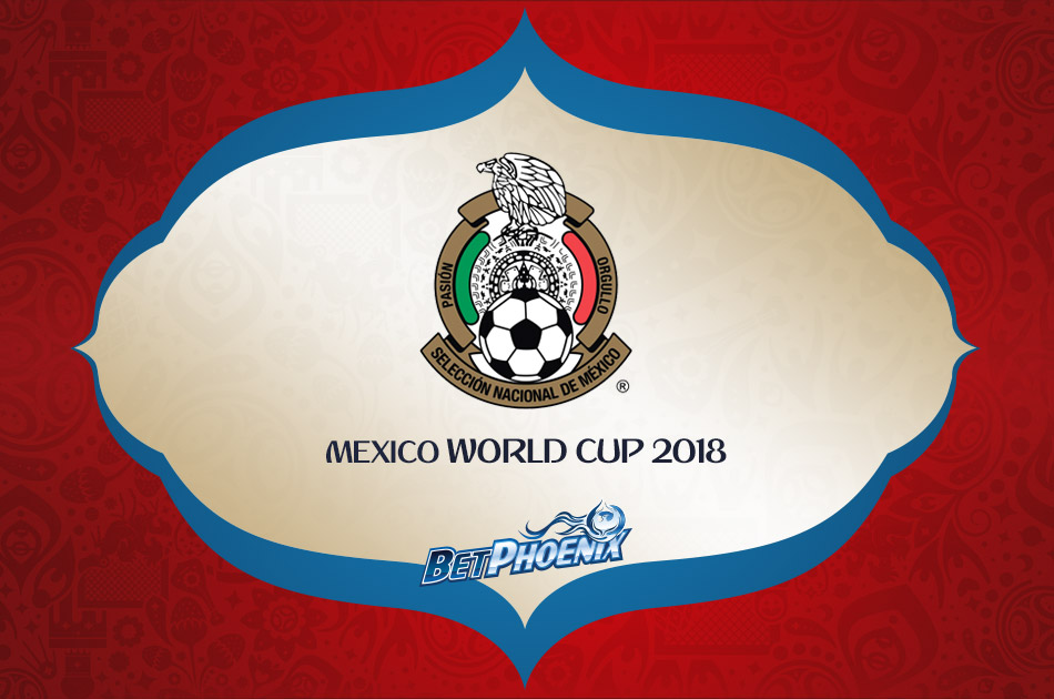 Mexico World Cup 2018