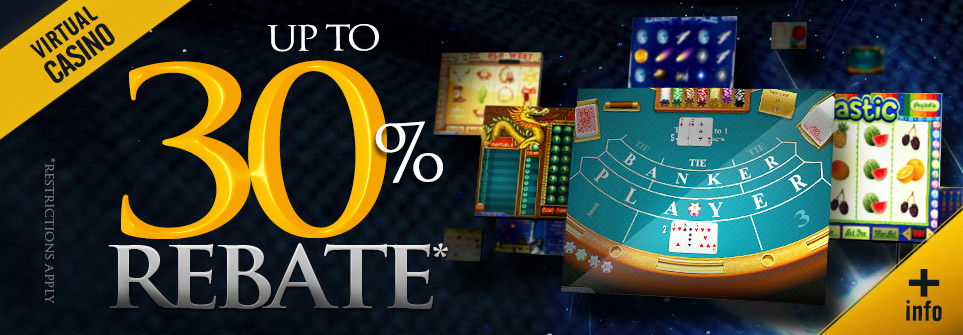online casino rebate