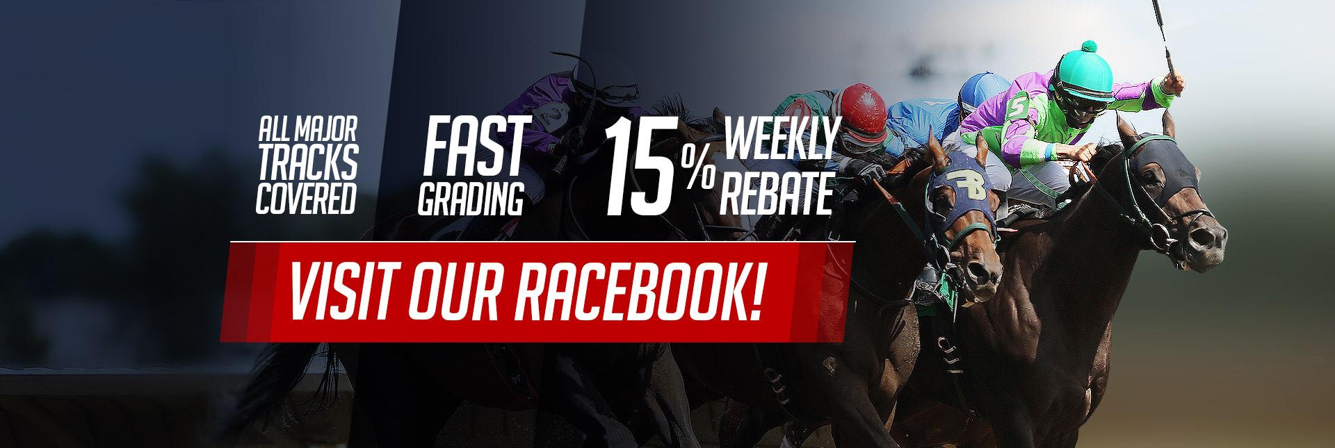 Visit our Racebook