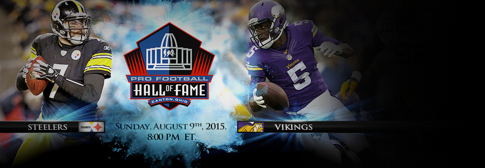 Steelers vs Vikings