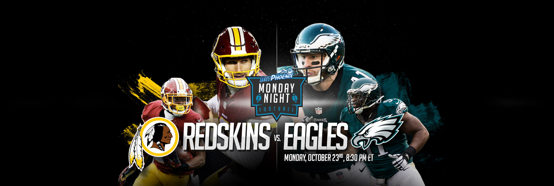 MNF - Redskins vs Eagles