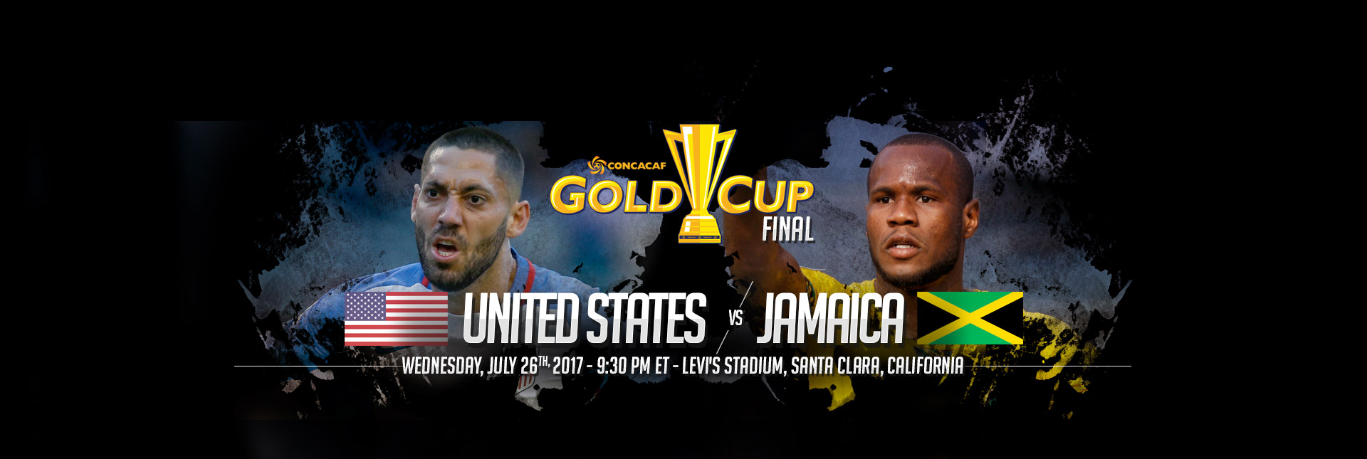 United States vs. Jamaica Gold Cup Final