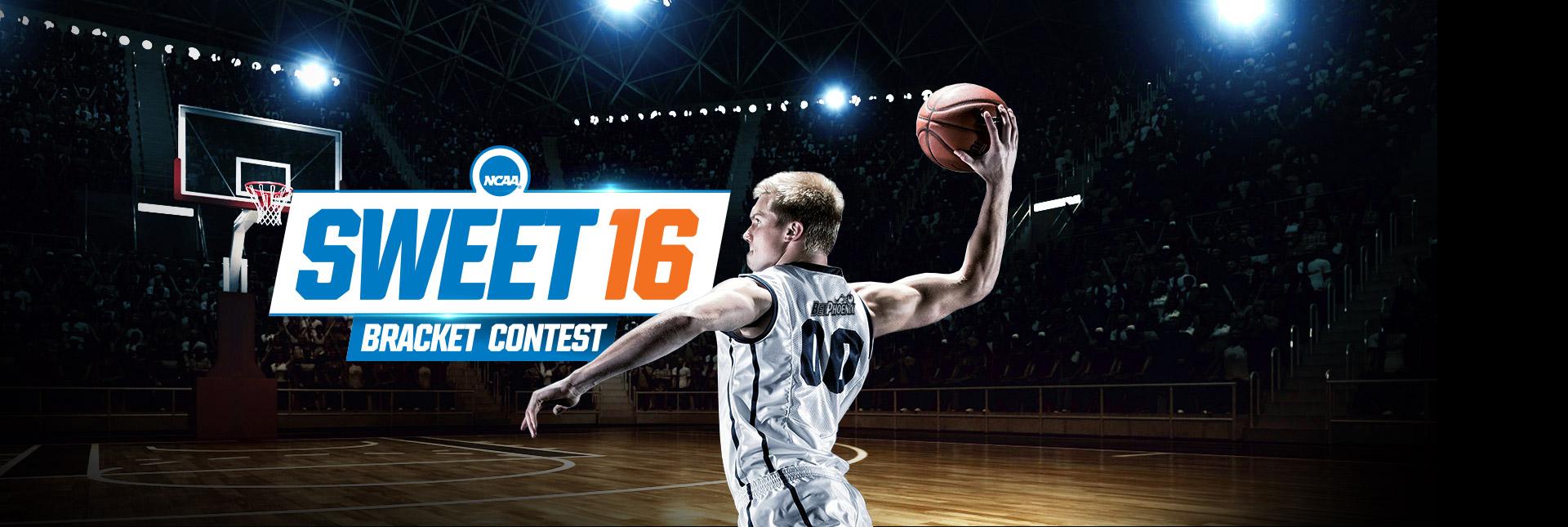 Sweet 16 Bracket Contest