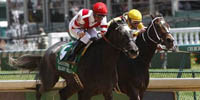 Unrivaled  Belle Upsets Rachel Alexandra In La Troienna Stakes