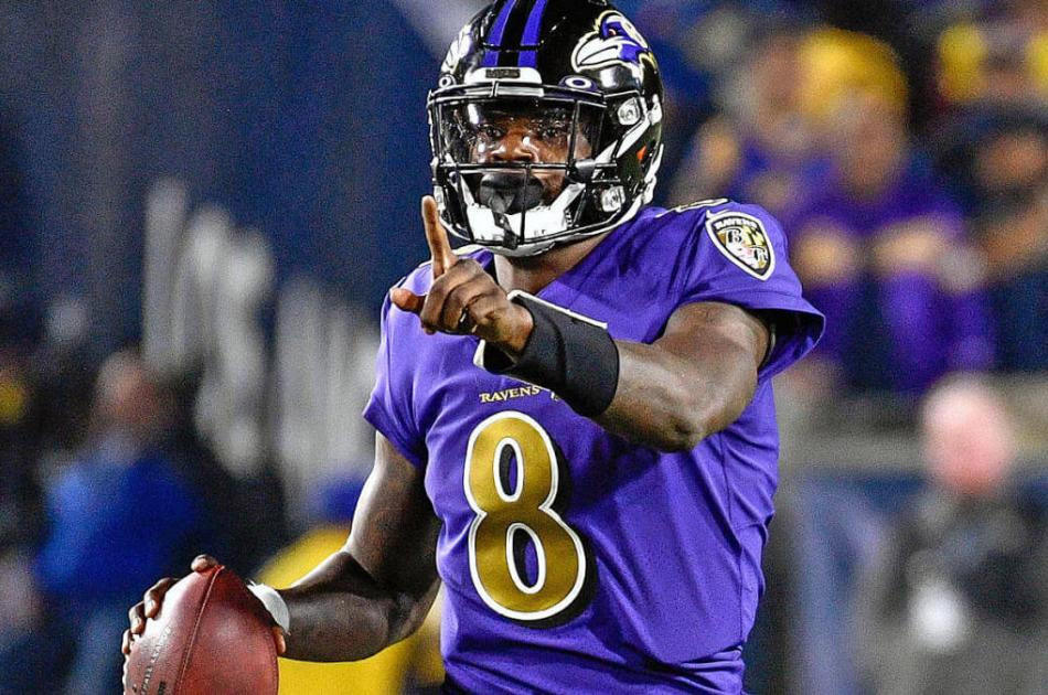 2020 NFL Playoffs Titans vs. Ravens