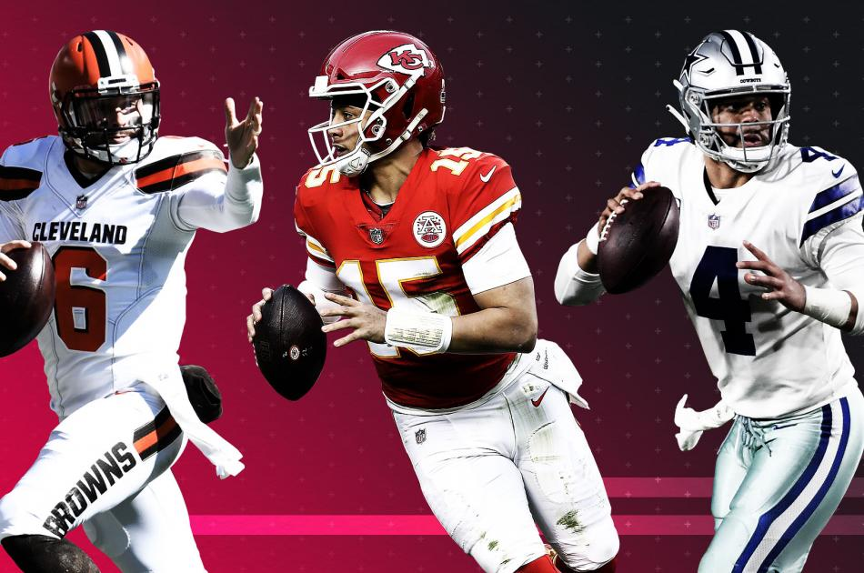 2020 NFL QB Tiers, An Inside Look