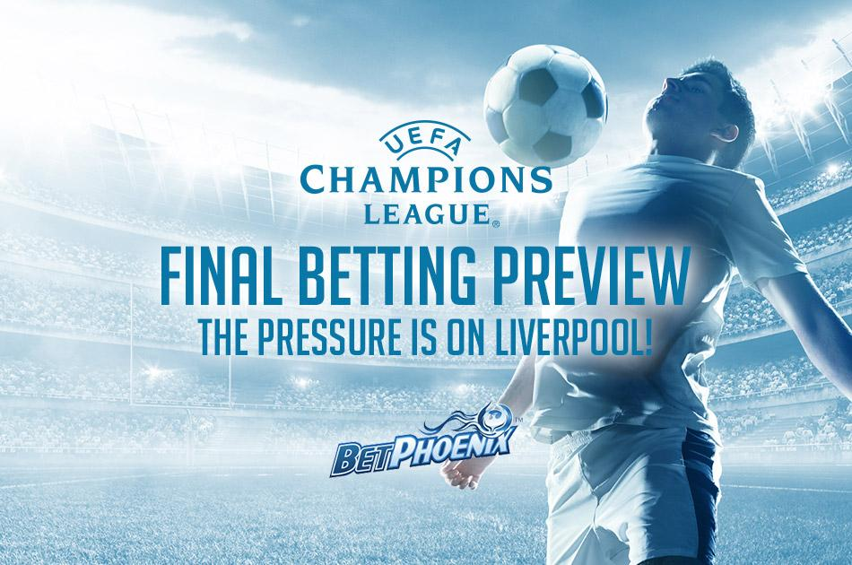 Champions League Final Betting