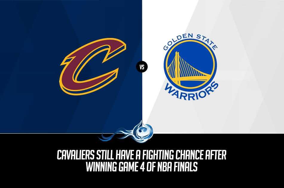 Cavaliers at Warriors Game 5 NBA Finals