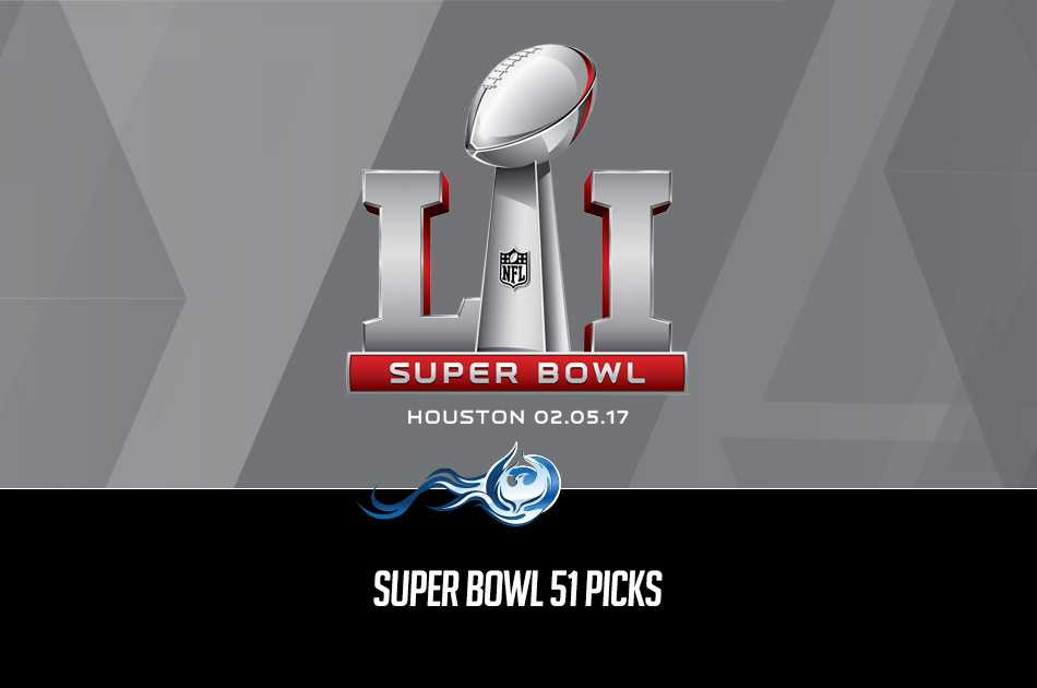 Super Bowl 51 Picks