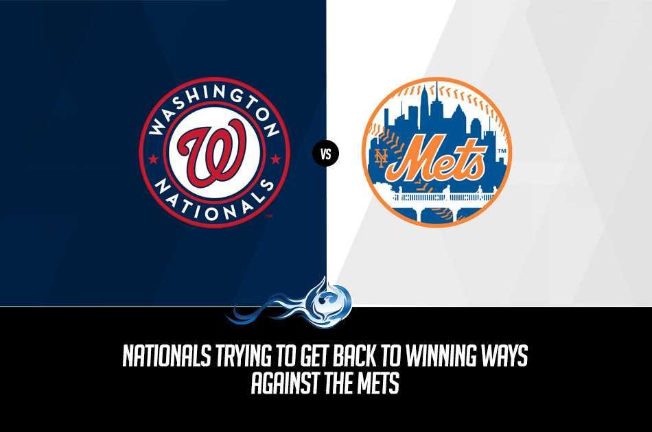 Nationals vs Mets Series