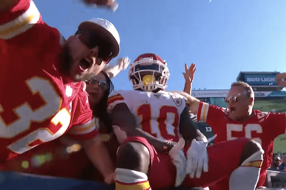 Chiefs vs. Chargers 2019