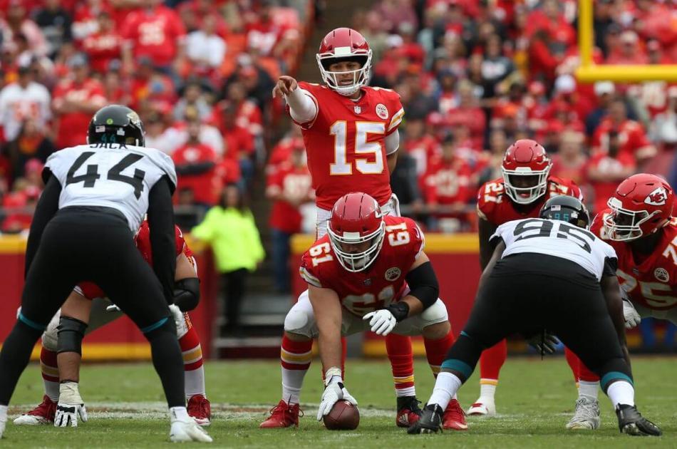 Chiefs at Jaguars 2019