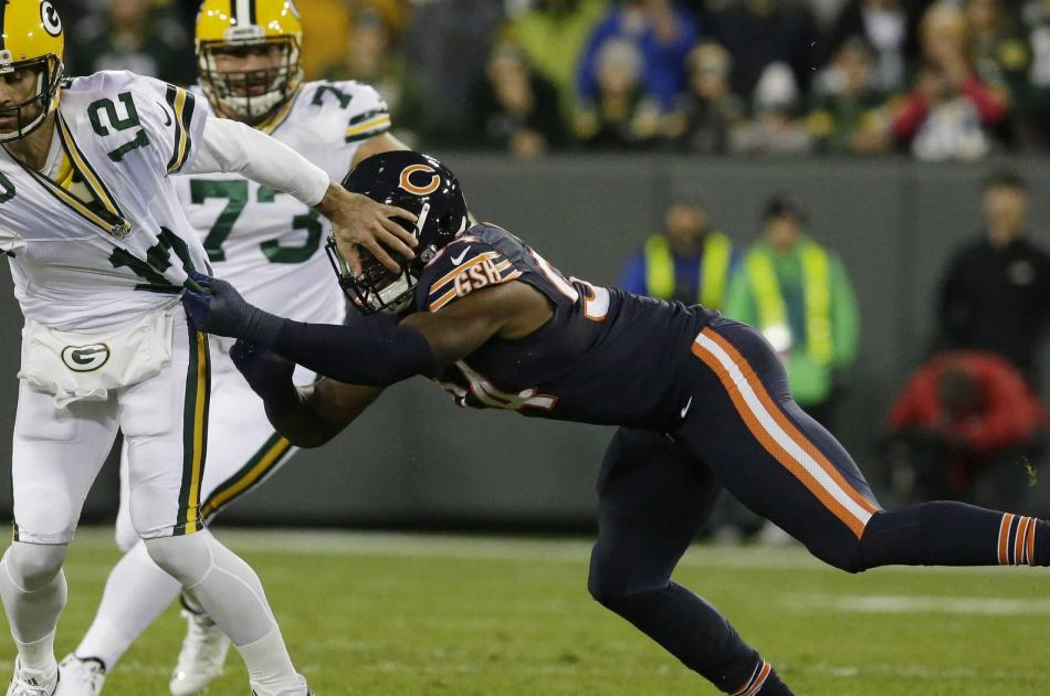 2019 Packers at Bears