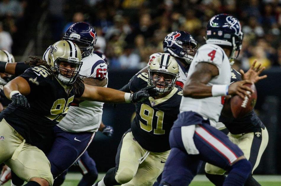 Texans vs. Saints 2019