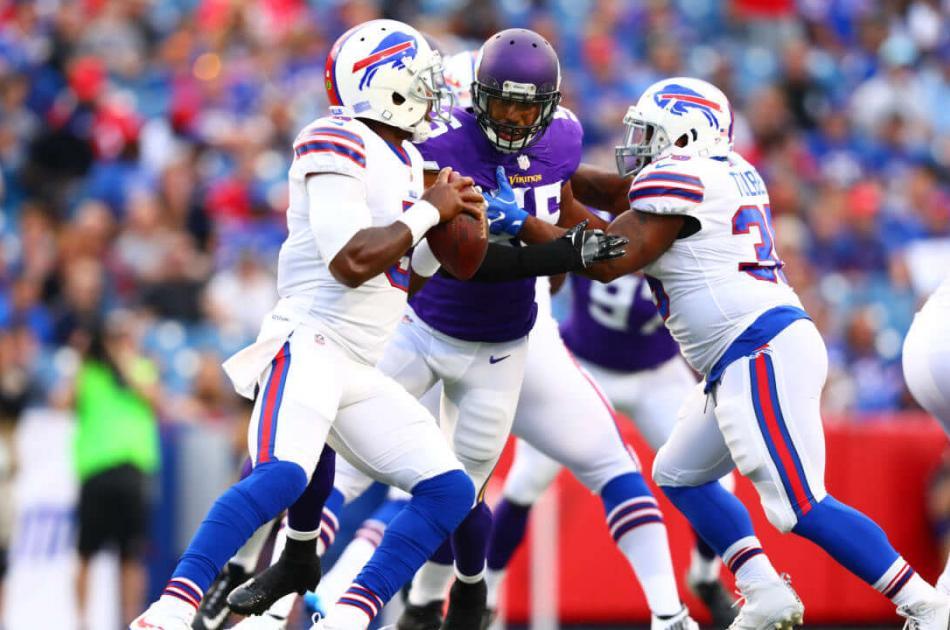 2019 Vikings at Bills Preseason