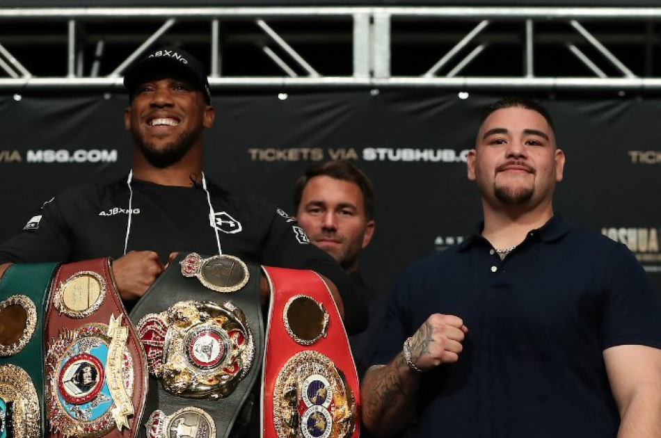 Anthony Joshua Betting Odds: Briton Is Heavy Favorite to Get the Win