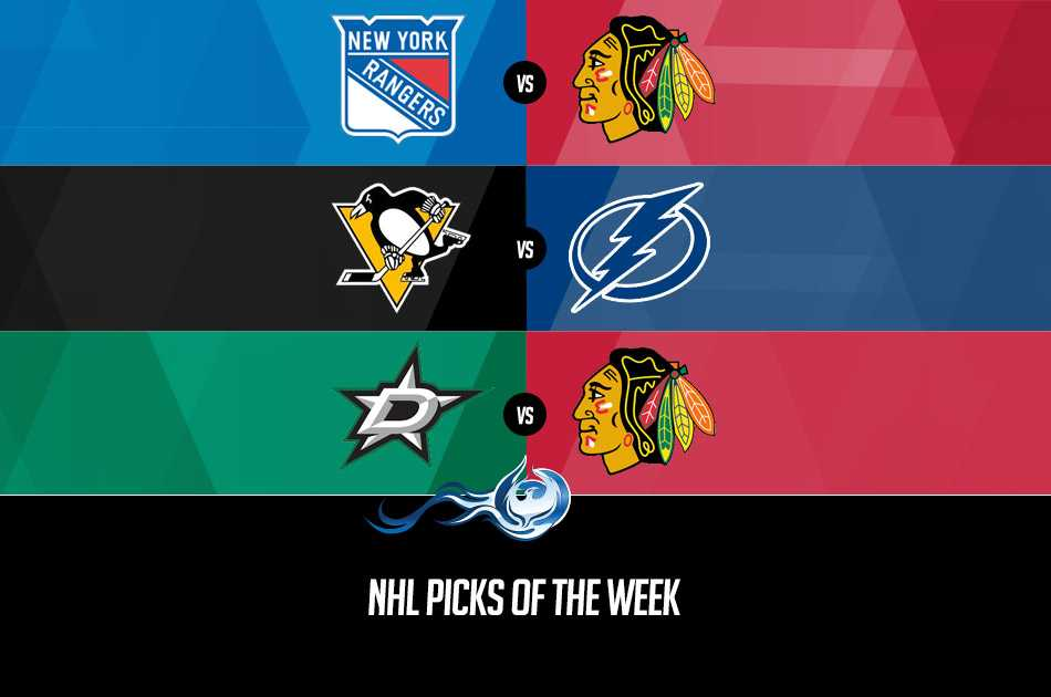 NHL Picks of the Week