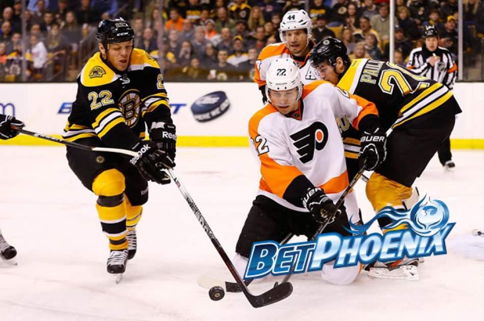 Boston vs Philadelphia NHL