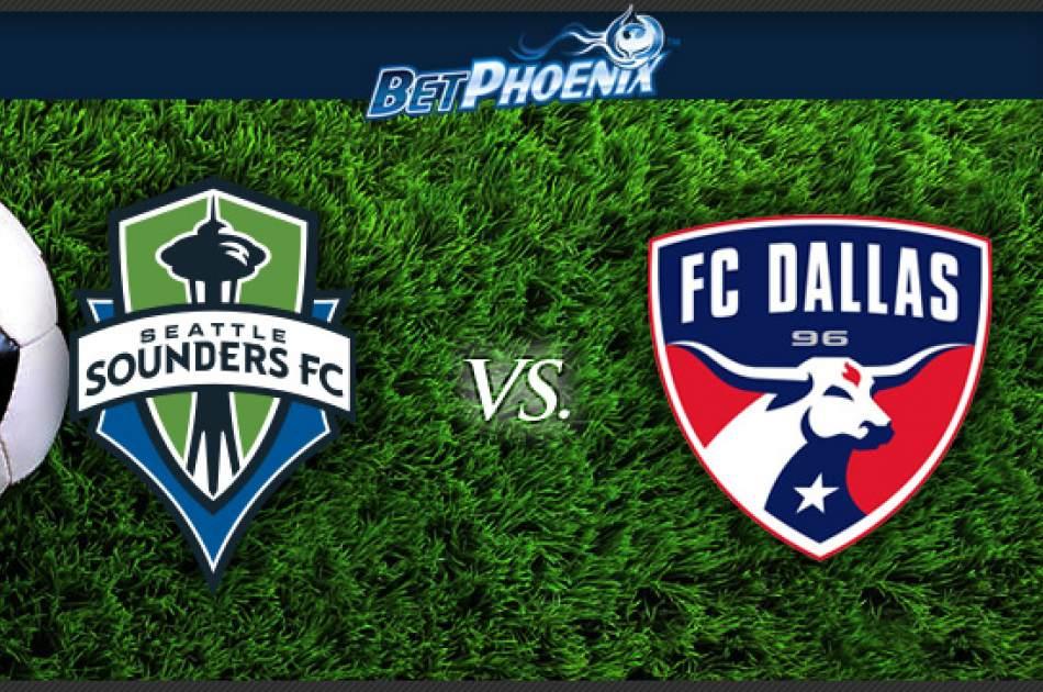 Seattle Vs Dallas MLS