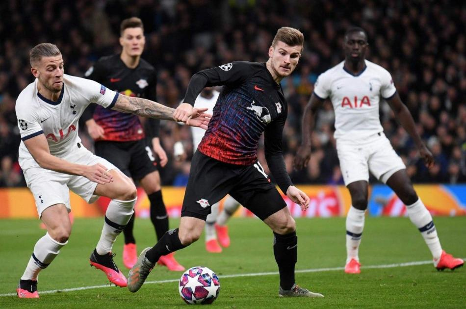 Announcing: UEFA Champions League Odds for Tottenham vs. Leipzig