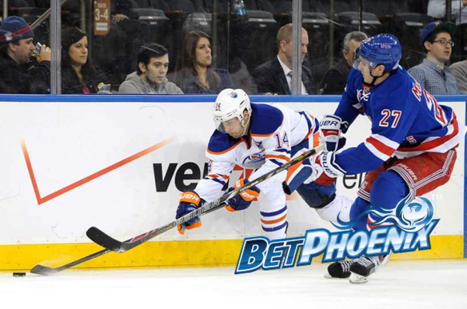 New York vs Edmonton NHL
