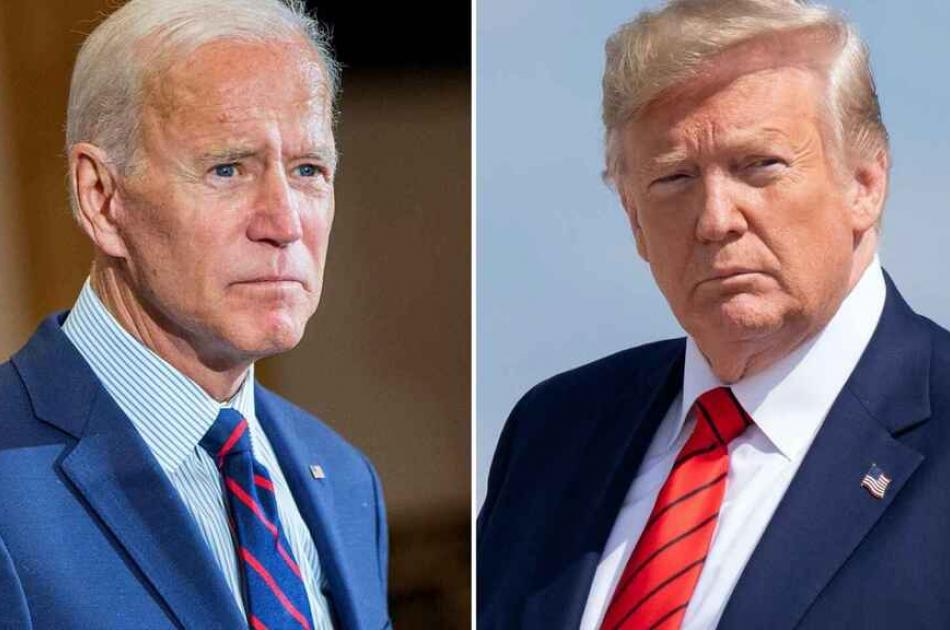 Trump vs Biden 2020 US Presidential Elections Betting Odds