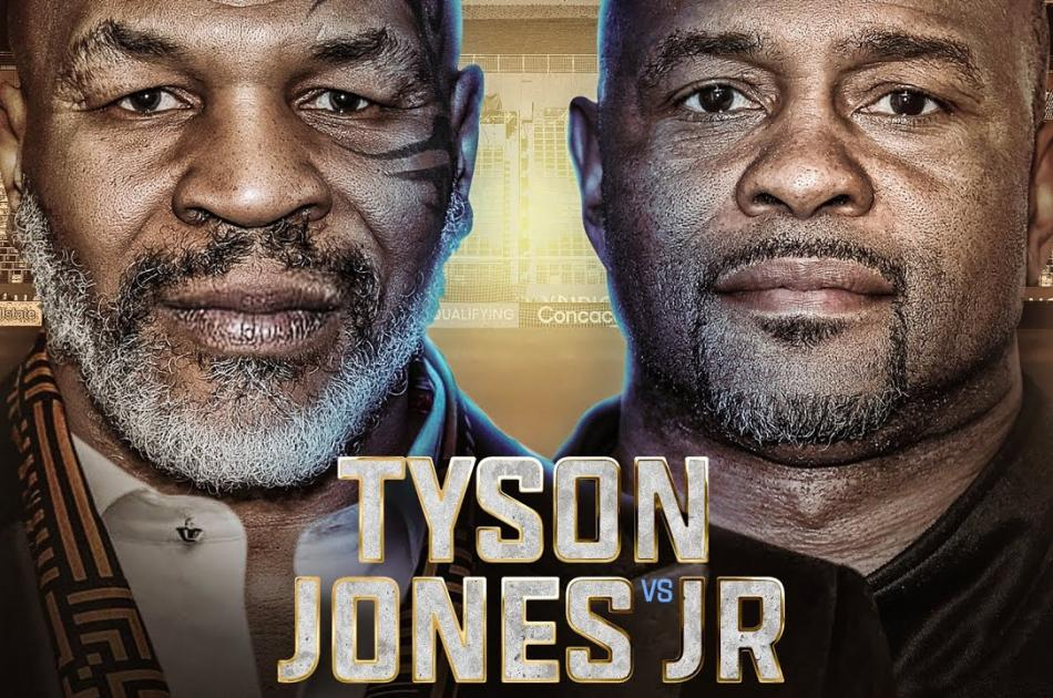 Iron Mike returns to the Ring. Tyson vs. Jones Jr Betting Odds