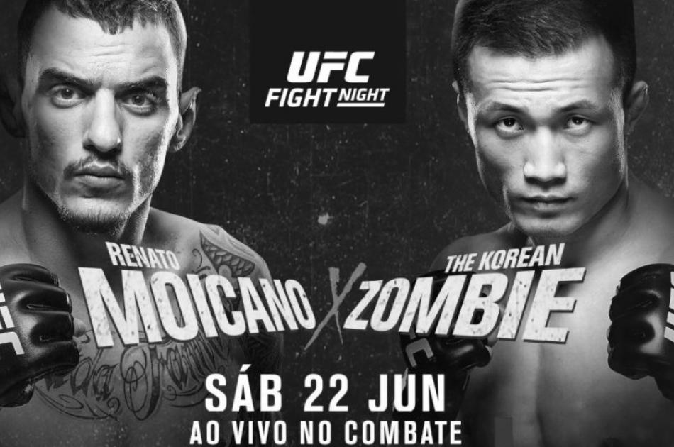 UFC 154 Fight Night Betting: Moicano vs Korean Zombie