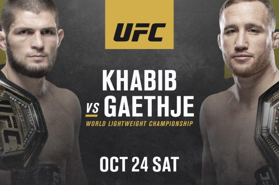 UFC 254 Main Card Betting Preview