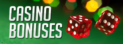 Virtual Online Casino Bonuses
