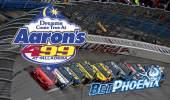 Aaron's 499 Race