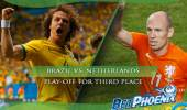 Bet on Brazil vs. Netherlands