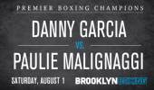 Danny Garcia Fight vs Paulie Malignaggi