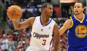 Los Angeles Clippers at Golden State Warriors