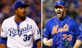 Royals vs Mets World Series