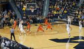 NCAA Basketball: Michigan vs. Illinois