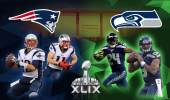 Super Bowl XLIX: Seahawks vs Patriots