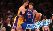 LA Clippers at LA Lakers