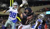 Dallas Cowboys vs. Chicago Bears Week 14