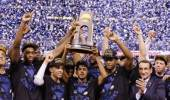 March Madness 2015 - Duke Crowned Champions