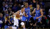 Western Conference Finals Game 1: Thunder vs Warriors