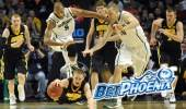 Hawkeyes vs. Spartans CBB