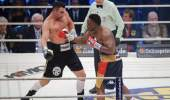 Dereck Chisora vs. Kevin Johnson