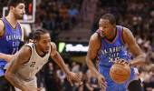 NBA Playoffs 2016: Thunder vs Spurs Predictions & Odds