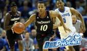 Tigers vs. Bearcats CBB