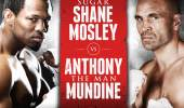 Anthony Mundine Vs Shane Mosley